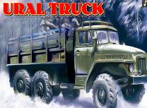 Camionul Prin Urali