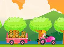 Camionul cu Jucarii
