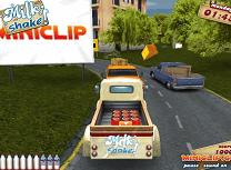 Camionul cu MilkShake