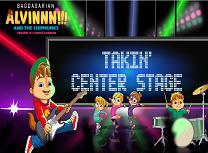 Canta cu Alvin si Veveritele