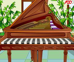 Canta la Pian din Tastatura