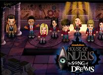 Jocuri cu Misterele Casei Anubis