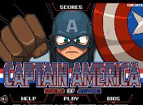 Capitanul America in Actiune