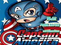 Capitanul America in Misiune