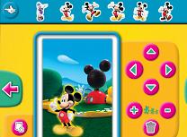 Carduri de Aniversare cu Mickey Mouse