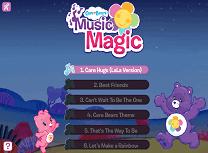 Care Bears Magia Muzicii