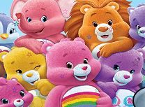 Care Bears Stele Ascunse