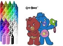 Care Bears de Colorat