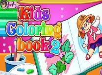 Carte de Colorat Pentru Copii 2