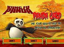 Cartile de Memorie Kung Fu Panda