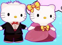 Casa de Papusi Hello Kitty