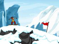 Cascadorii pe Snowboard