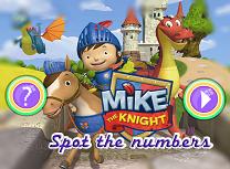 Cavalerul Mike Numere Ascunse