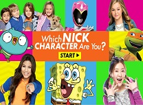 Ce Personaj Nickelodeon Esti?