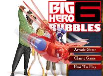 Cei 6 Super Eroi Bubble
