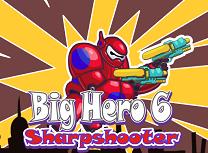 Cei 6 Super Eroi Impuscaturi