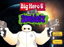 Cei 6 Super Eroi Omoara Zombi