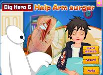 Cei 6 Super Eroi Operatie la Mana