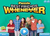 Cele mai Bune Prietene Oricand de Facut Puzzle