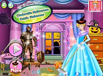 Cenusareasa Curata Castelul de Halloween