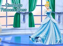 Cenusareasa Rochie de Printesa