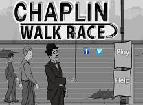 Charlie Chaplin Cursa