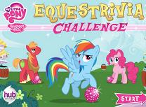 Chestionar cu My Little Pony