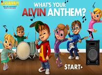 Chestionarul Alvin si Veveritele