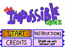 Chestionarul Imposibil