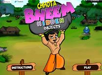 Chhota Bheem Obiecte Ascunse