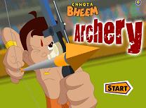 Chhota Bheem Trage cu Arcul