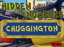 Chuggington Numere Ascunse