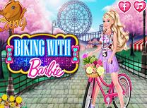 Ciclism Cu Barbie