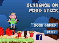 Clarence si Batul Pogo