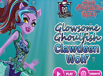 Clawdeen Wolf In Pas cu Moda