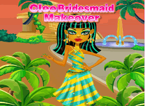 Cleo de Nile Domnisoara de Onoare