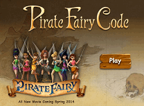 Clopotica si Codul Zanelor Pirat