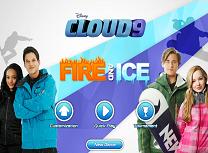 Cloud 9 Foc si Gheata