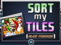 Club Penguin Puzzle