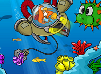 Clubul Pinguinilor Sub Apa