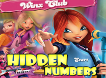Clubul Winx Numere Ascunse