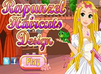 Coafurile lui Rapunzel