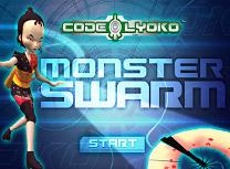 Code Lyoko si Roiul Monstrilor