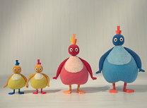 Colectare cu Twirlywoos