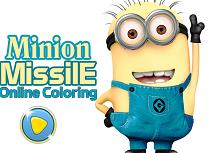 Coloreaza Minionul