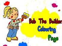 Coloreaza cu Bob Constructorul