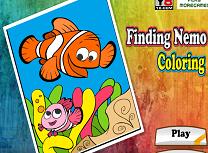 Coloreaza cu Nemo