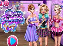 Competitia de Dans