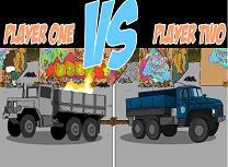 Confruntarea Camioanelor