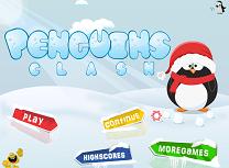 Confruntarea Pinguinilor